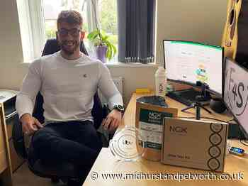 Dragons' Den: Thousands of pounds invested in Chichester student's nutrition business - Midhurst and Petworth Observer