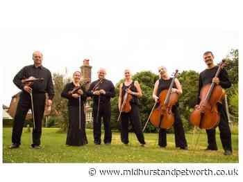 Ensemble Reza relish their Lindfield live return - Midhurst and Petworth Observer