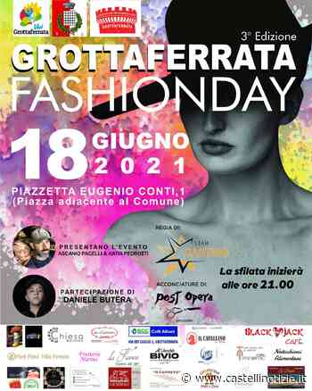"""Grottaferrata - Torna in piazza il """"FashionDay 2021"""", sfilata di moda, musica e spettacolo - Castelli Notizie"""