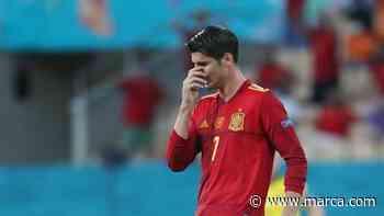 España es la que más toca, la quinta que más tira y a la única a la que no han tirado entre los tres palos - MARCA.com