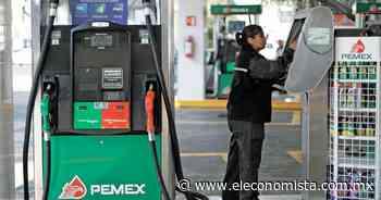 Precio de la gasolina toca nuevo máximo histórico en mayo - El Economista