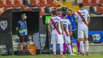 """Franquesa: """"El gol de Bustos era legal, le toca en el hombro' - AS"""