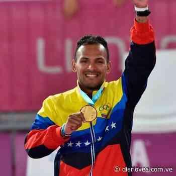Andrés Madera alcanzó la gloria al obtener boleto para Juegos Olímpicos - Diario Vea