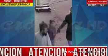 Video: así fueron los minutos previos al femicidio de Gloria, la mujer asesinada frente a su hijo de 5 años - Crónica