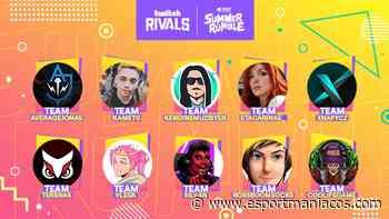 Twitch Rivals x Riot Games Summer Rumble: la lucha por la gloria - Madrid