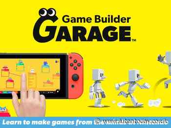Console Corner: Game Builder Garage Nintendo Switch review - Luton Today