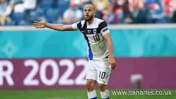 International round-up: 75 minutes for Pukki in Russia