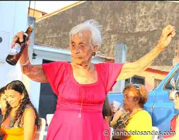La popular parrandera de Barrio Lourdes, Enriqueta Canchica, cumple 100 años - Diario de Los Andes