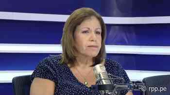 """Lourdes Flores denuncia casos de """"distorsiones a la verdad electoral"""" en perjuicio de Keiko Fujimori - RPP Noticias"""