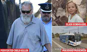 Child molester Michael Guider who killed Sydney girl Samantha Knight is hit with AVO