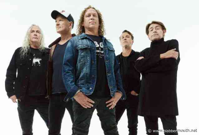 Australian Rockers THE SCREAMING JETS Announce 30th-Anniversary Re-Release Of 'All For One'