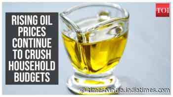 Rising edible oil/pulse prices continue to crush household budgets
