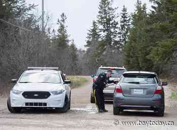 Mounties sent to apprehend active shooter in Nova Scotia were confused about gunfire