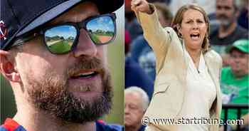 Cheryl Reeve and Rocco Baldelli take blowout losses differently