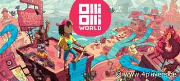 OlliOlli World: Das Skateboard-Action-Jump'n'Run im E3-Trailer - 4Players Portal