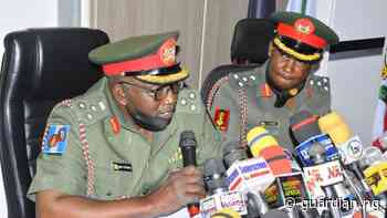 We are not on vengeance mission in Abia, says Army - Guardian