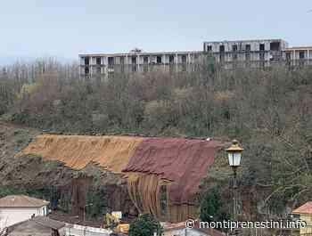 Un'intera collina a rischio frana: così Valmontone è riuscita a mettere in sicurezza un intero quartiere - Monti Prenestini - Monti Prenestini
