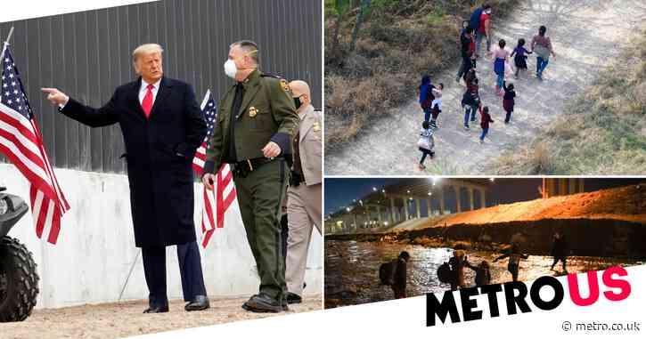 Donald Trump to visit US-Mexico border amid migrant crisis as Kamala Harris avoids it