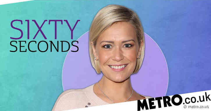 Suzanne Shaw 'definitely' keen for Hear'Say reunion but isn't sure if Myleene Klass is ready