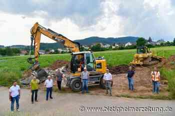 Leimengrube in Hohenhaslach wird erschlossen : Lang ersehnter Start für mehr Gewerbe - Bietigheimer Zeitung