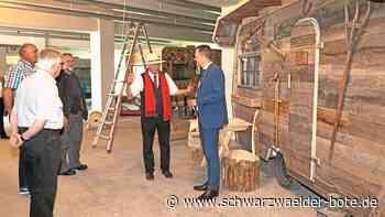 Thorsten Frei besucht Triberg - Abgeordneter bespricht mit Kommunalpolitikern Themen an der Basis - Schwarzwälder Bote