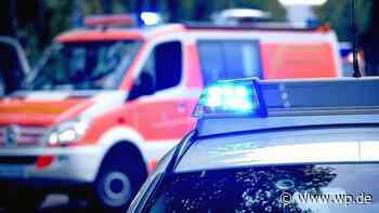 Lennestadt: Vier Verletzte bei Auffahrunfall - Westfalenpost