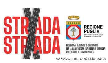 Putignano – Dalla Regione, quasi 600mila euro per sistemare strade e marciapiedi - Putignano Informatissimo