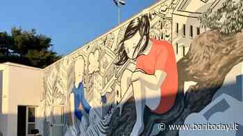 Un grande murales, simbolo di ripartenza, accoglie gli ospiti del TEDx Putignano: è l'opera realizzata dallo street artist Millo - BariToday