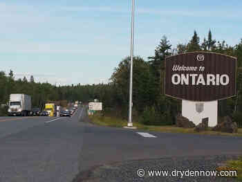 Border now open, busy weekend ahead - DrydenNow.com