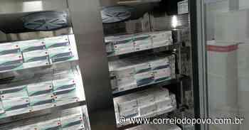 Hospital de Santa Rosa recebe medicamentos da Turquia para tratar Covid-19 - Jornal Correio do Povo