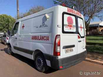 Mulher fica ferida ao ser atropelada em Nova Santa Rosa - CGN