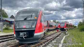 Bahnhof Ansbach: Mehrere Gleise wegen Feuerwehreinsatz gesperrt - Nordbayern.de