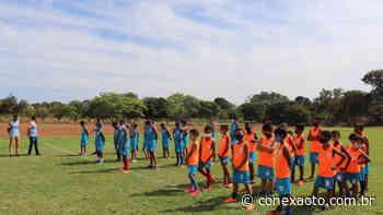 Prefeitura de Porto Nacional inaugura escolinhas de iniciação esportiva - Conexão Tocantins