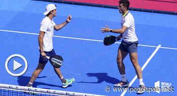 Galán y Lebrón demostraron en Marbella su condición de números 1 - Padel Spain