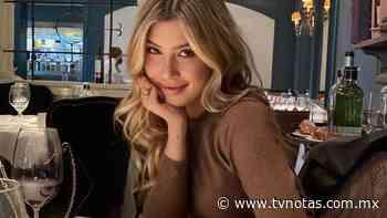Michelle Salas celebró su cumpleaños con nuevo galán - TVNotas