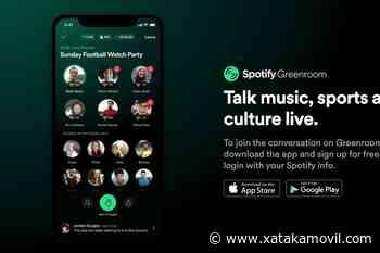 Spotify también se une a la moda Clubhouse con 'Greenroom', una nueva app para iPhone y Android - Xataka Móvil