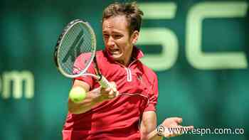 Medvedev se une a Djokovic, Thiem y Khachanov en Mallorca - ESPN