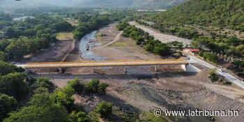 JOH inaugurará puente que une a varios municipios sureños - La Tribuna.hn