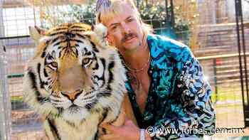 """Desde prisión, Joe Exotic de """"Tiger King"""" se une a la tendencia de NFT - Forbes Mexico"""