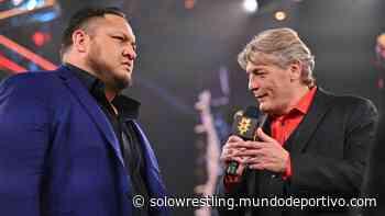 Samoa Joe se une a la Gerencia General de WWE NXT - solowrestling