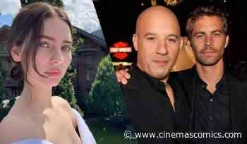 Fast and Furious: ¿La hija de Paul Walker se une a la franquicia? - Cinemascomics.com