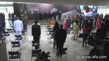 Brasil se une al programa espacial Artemis y estará en misiones de la NASA - EFE - Noticias