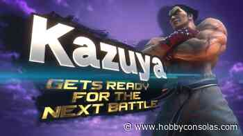 Kazuya de Tekken se une a Super Smash Bros. Ultimate como nuevo personaje jugable del Fighter Pass Vol. 2 - Hobby Consolas