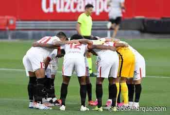 """Ni los amigos ni el novio, el Sevilla Fútbol Club va antes que todos: """"Amén, hermano"""" - ElDesmarque Sevilla"""