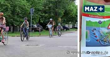 Verkehrssicherheit: Radfahrprüfungen in Teltow und Kleinmachnow werden nachgeholt - Märkische Allgemeine Zeitung