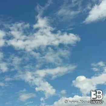 Meteo Verbania: variabile martedì, qualche possibile rovescio mercoledì, temporali giovedì - 3bmeteo