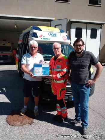 Vestone - Un sanificatore ad ozono per l'Ambulanza - Valle Sabbia News