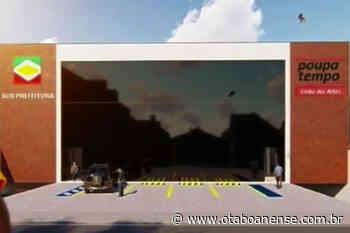 Ney Santos acerta últimos detalhes do Poupatempo de Embu das Artes e exibe primeira imagem - Portal O Taboanense