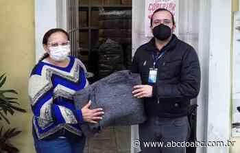 SPMAR doa cobertores em Embu das Artes - ABCdoABC