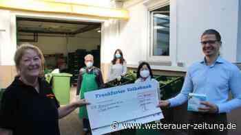8000 Euro für die Tafel - Wetterauer Zeitung